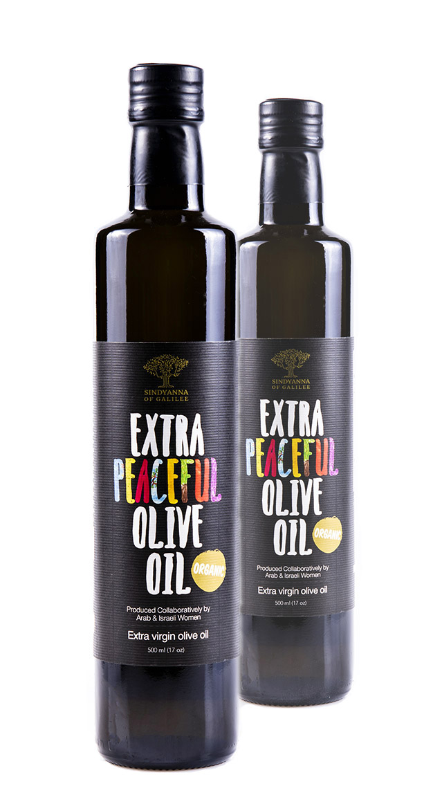 EXTRA PEACEFUL OLIVE OIL – ORGANIC